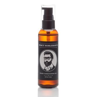 Percy Nobleman Beard Conditioning Oil Scented
