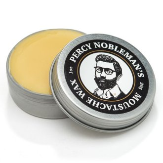 Percy Nobleman Beard Moustache Wax