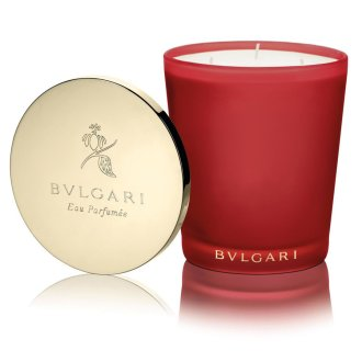 Bvlgari Eau Parfumée The Rouge Candle