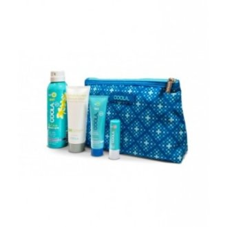 Coola Set Organic Suncare Travel