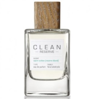 Clean Reserve Warm Cotton Reserve Blend Edp