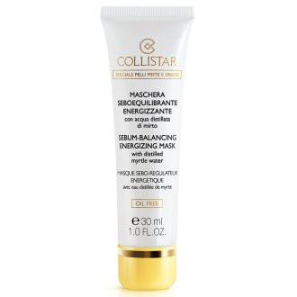 Collistar Sebum Balancing Energizing Mask