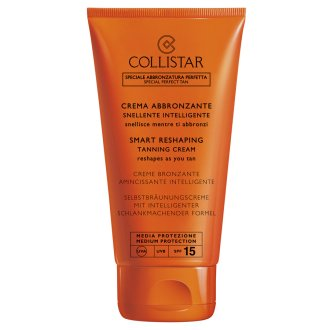 Collistar Smart Tanning Cream Spf 15