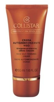 Collistar Self Tan Cr Face