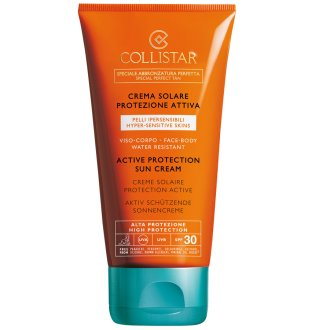 Collistar Active Pr Sun Cream Face Body Spf 30