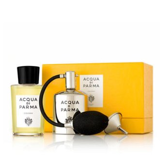 Acqua di Parma Colonia edc bottle 180ml + refillable spray