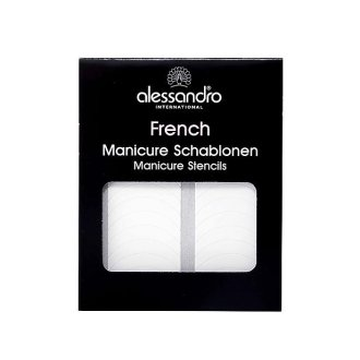 Alessandro French Manicure Tamplates 1 St