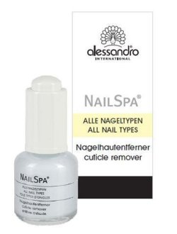 Alessandro Nail!spa Smooth Cuticle Remover Ge