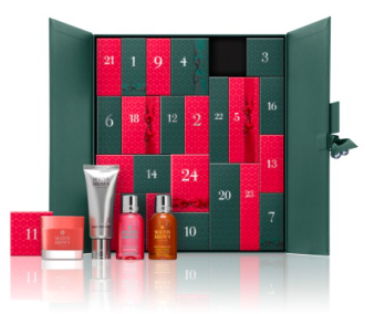 Molton Brown Scented Luxuries Advent Calendar Set