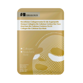 Timeless Truth Collagen Bio Cellulose Eye Mask