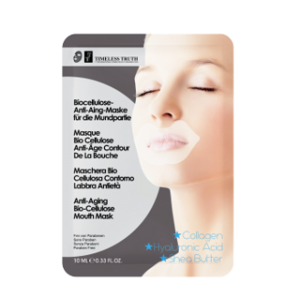 Timeless Truth Bio Cellulose Moisturizing Mouth Mask
