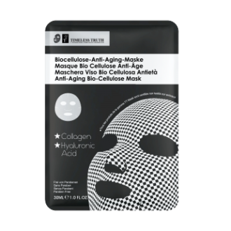 Timeless Truth Collagen Bio Cellulose Mask