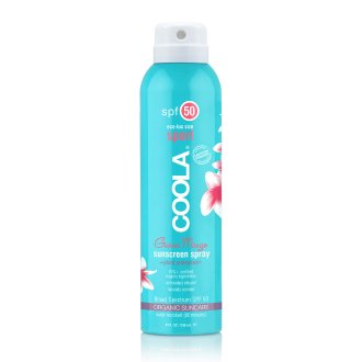 Coola Body Sunscreen Spray Spf50 Guava Mango