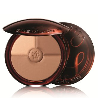 Guerlain Terracotta Sun Trio - Bronzing Contouring Palette - Light and Shadow