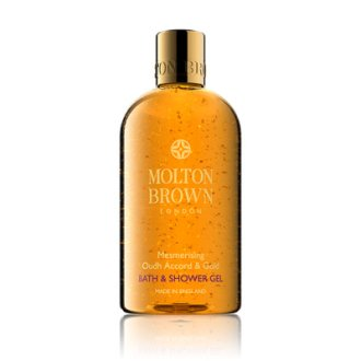 Molton Brown Oudh Accord & Gold bodywash