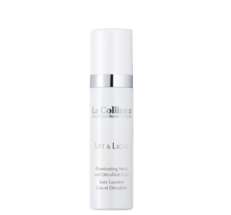 La Colline Lift & Light Illuminating Neck Décolleté Care