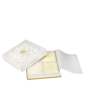 Amouage Gold Women Soap 4 Stuks