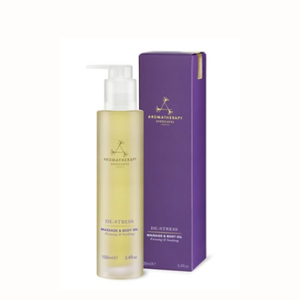 Aromatherapy De-Stress Body Oil