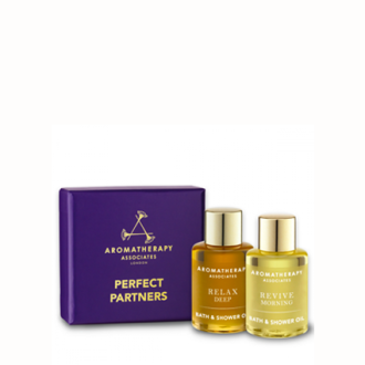 Aromatherapy Perfect Partners: Relax & Revive