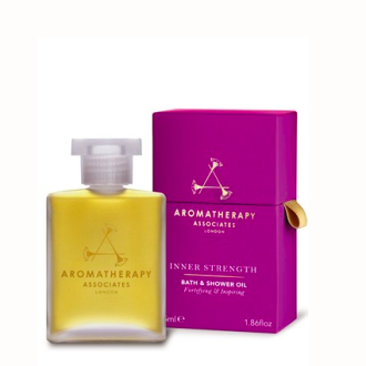 Aromatherapy Inner Strength Bath & Shower Oil