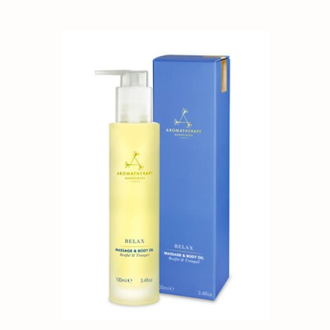 Aromatherapy Relax Body Oil