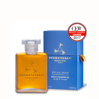 Aromatherapy Relax Deep Bath & Shower Oil