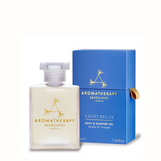 Aromatherapy Relax Light Bath & Shower Oil