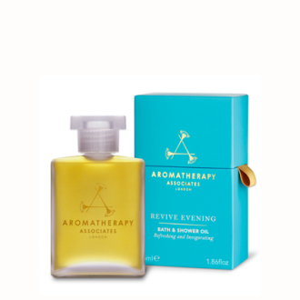 Aromatherapy Revive Evening Bath And Shower Oil