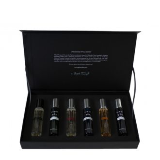 Eight & Bob 6 Fragrance Collection Giftset