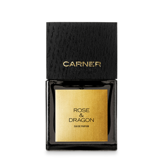 Carner Black Collection Rose And Dragon