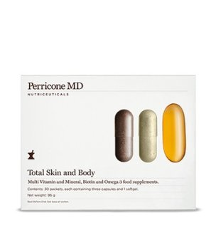Perricone Total Skin & Body Supplements 30 Days