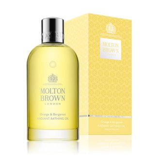 Molton Brown Orange & Bergamot Radiant Bathing Oil
