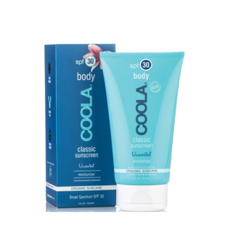 Coola Classic Sunscreen Body SPF30 Unscented