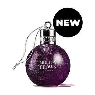 Molton Brown Muddled Plum Body Wash Bauble