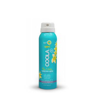 Coola Travel Spray SPF30 Pina Colada