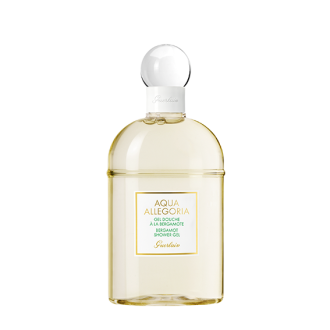 Guerlain Aqua Allegoria shower gel