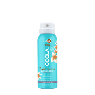 Coola Travel Spray Tropical Coconut SPF30