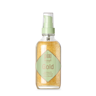 Pixi Mineral & Crystal Infused Oil Gold