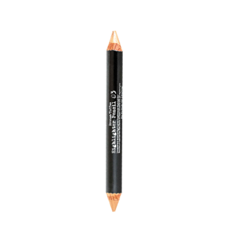 The Browgal - Highlighter Pencil 03 -Bronze (matte)- Toffee (shine)