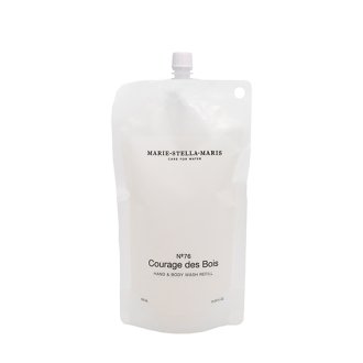 Marie Stella Maris Courage Des Bois Hand & Body Wash Refill