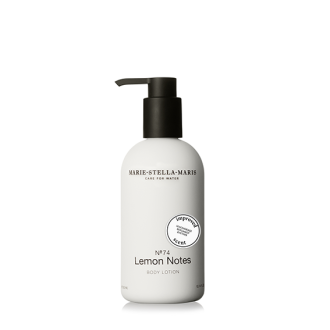 Marie Stella Maris Lemon Notes Body Lotion