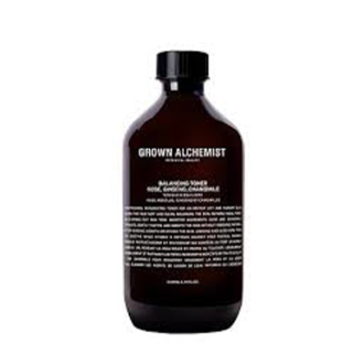 Grown Alchemist Balancing Toner Rose Absolute Ginseng & Chamomile
