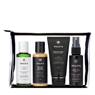 Philip B Forever Shine Hair Care Set