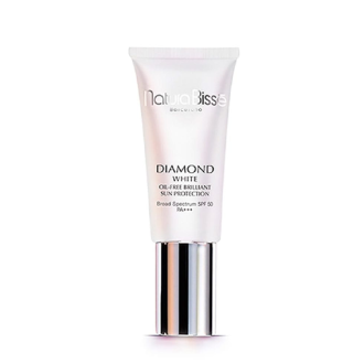 Natura Bisse Diamond White Spf50 Pa+++ Matte Finish Sun Protection