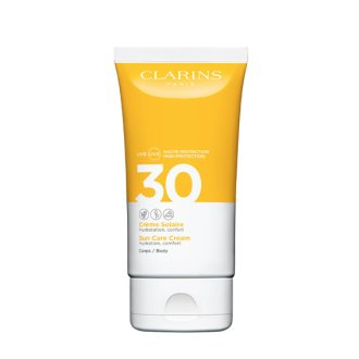 Clarins Sun Protection Sun Care Cream Spf 30 Body