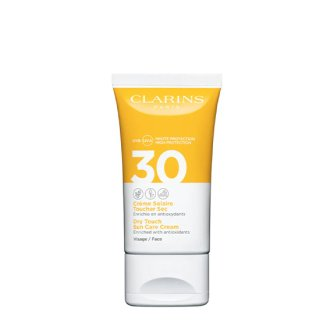 Clarins Sun Protection Dry Touch Facial Sun Care UVA/UVB 30