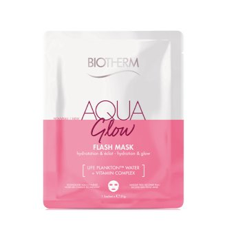 Biotherm Aquasource Aqua Glow Flash Mask