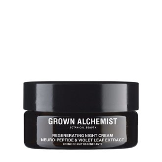 Grown Alchemist Regenerating Night Cream Neuro-peptide & Violet Leaf Extract Regenerating Night Cream - nachtcrème