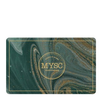 MYSC Giftcard €100,-