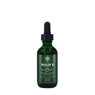 Philip B CBD Scalp + Body Oil